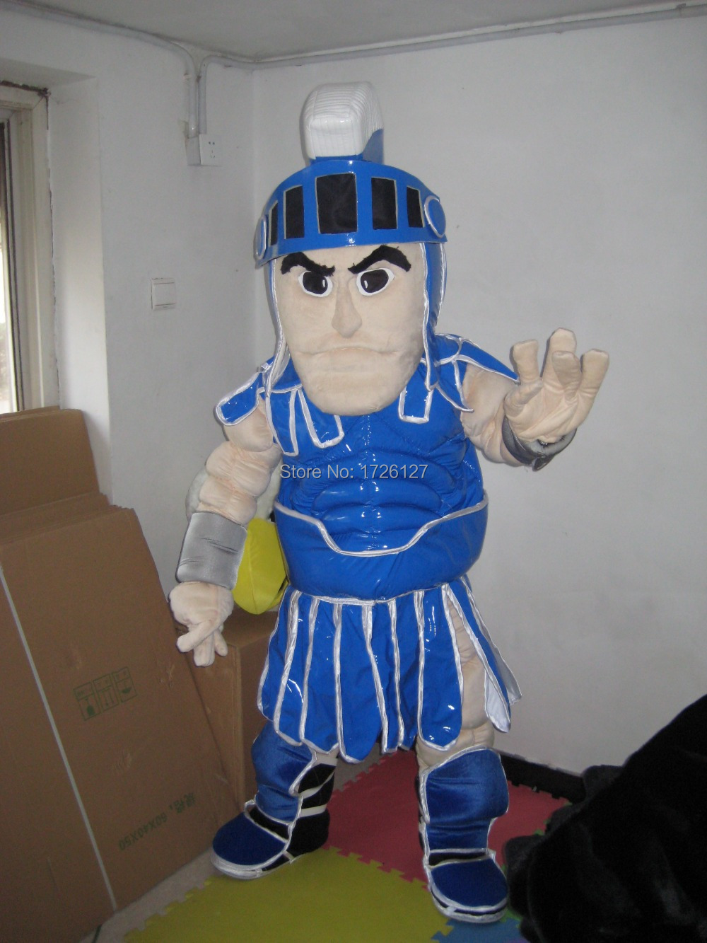 mascot spartan knight mascot trojan costume custom fancy costume cosplay character mascotte carnival costume-in Mascot from Novelty u0026 Special Use on ...  sc 1 st  AliExpress.com & mascot spartan knight mascot trojan costume custom fancy costume ...