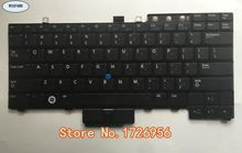 Genuine laptop keyboard for Dell E6400 E6410 E6500 E6510 M4400 E4300 E5400 E5500 US Black