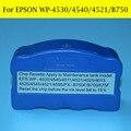 1 шт. отработанные чернила/ремонтный бак чип Resetter для EPSON PX-B700 B750F WP-4011 4511 4521 4531 4525 4535 4545 принтер