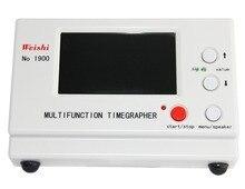 Timegrapher multifunzionale della macchina del Tester di temporizzazione dellorologio meccanico di Weishi NO. 1900
