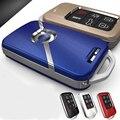 Envío gratis nuevo diseño ABS cáscara de la llave del Coche Plegable Del Tirón la caja dominante remoto clave para volvo s80 s60 xc60 xc70 v40 v60 exterior refit