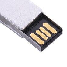 RondaFul USB 2.0 Portable Pen Drive USB Flash Drive Creative U Disk Gift U Flash Disk 32GB 16GB 8GB Pendrive Support OTG 1 PCS