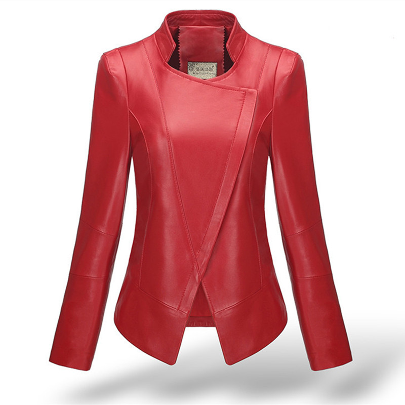 2017 Luxury Genuine Real Sheepskin Leather Suede Coat Jacket Spring Autumn Women Outerwear Coats Garment 3XL VK2010
