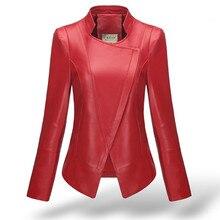 Luxury Genuine Real Sheepskin Leather Suede Coat Jacket Spring Autumn Women Outerwear Coats Garment 3XL VK2010