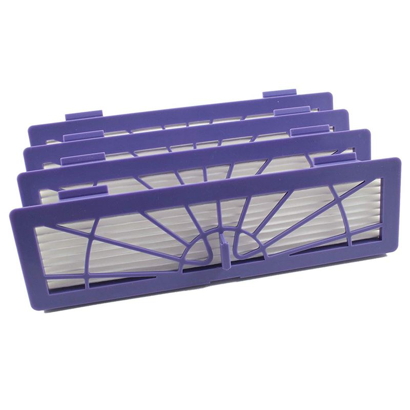 hot sale 4 High Performance Filters HEPA for Neato Botvachot sale 4 High Performance Filters HEPA for Neato Botvac