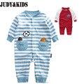 Recém-nascidos roupas mother nest macacões da criança criança pijamas bebes carter bebê menino terno inverno romper do bebê macacão