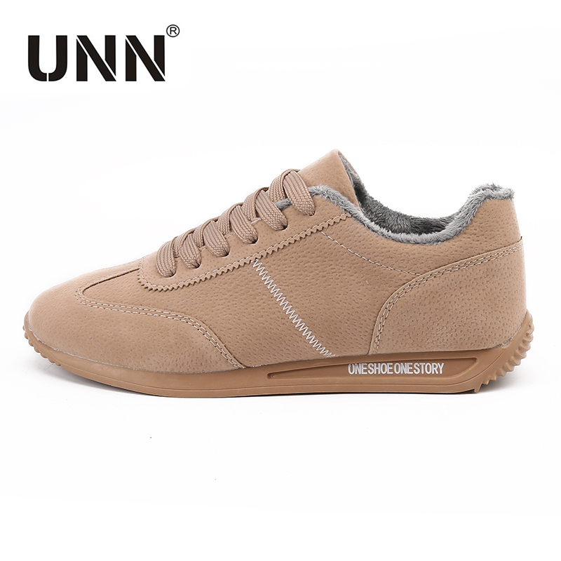 UNN Winter Warm Black Running Shoes Sneakers Men Gray China CHEAP Fur Outdoor Sports Sho ...