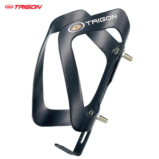 93a822981a8 placeholder TRIGON BC03 carbon fiber ultra light bike bicycle bottle cage  adjustable bottle bracket glossy carbon finish