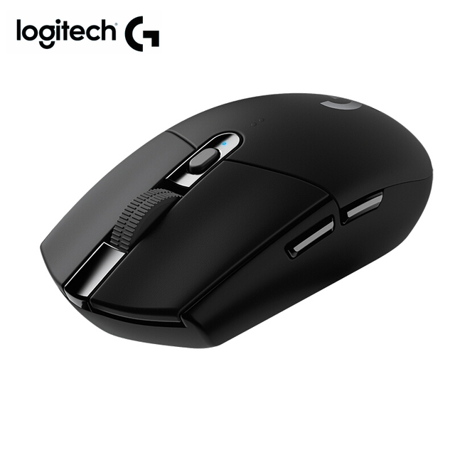 Logitech wireless mouse G304 gaming mouse wireless 2.4Ghz with 12000DPI Optical mouse by logitech for overwatch and mouse gamer 1