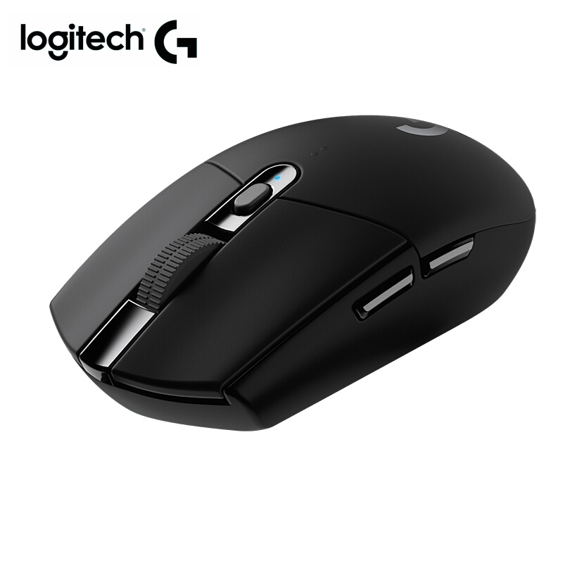 Logitech wireless mouse G304 gaming mouse wireless 2.4Ghz with 12000DPI Optical mouse by logitech for overwatch and mouse gamer|Mice| |  - title=