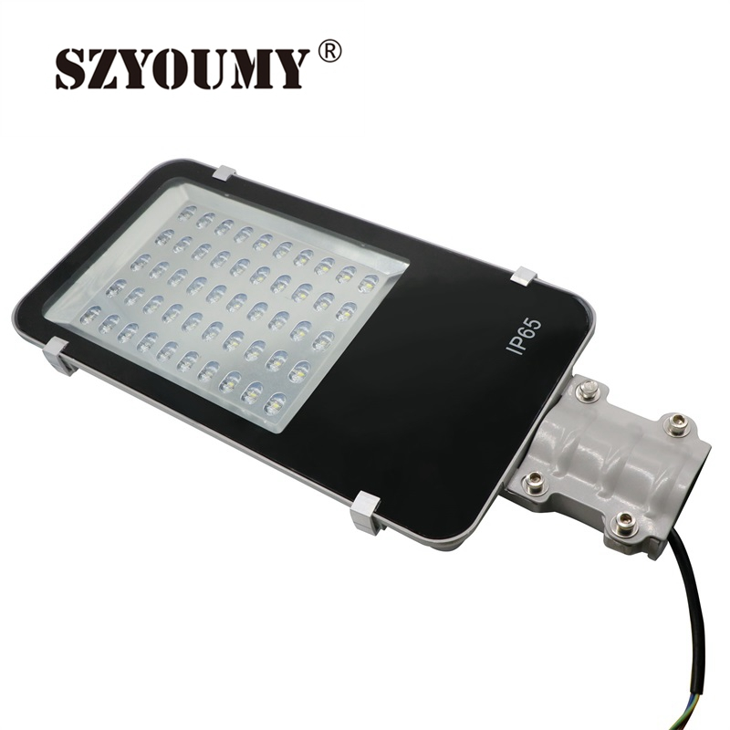 SZYOUMY 10PCS  AC85-265V 50W Led Street Light IP65 130-140LM/W LED 50*1W Led Street Light 2 Years Warranty зимняя шина nokian hakkapeliitta 8 suv 265 50 r20 111t