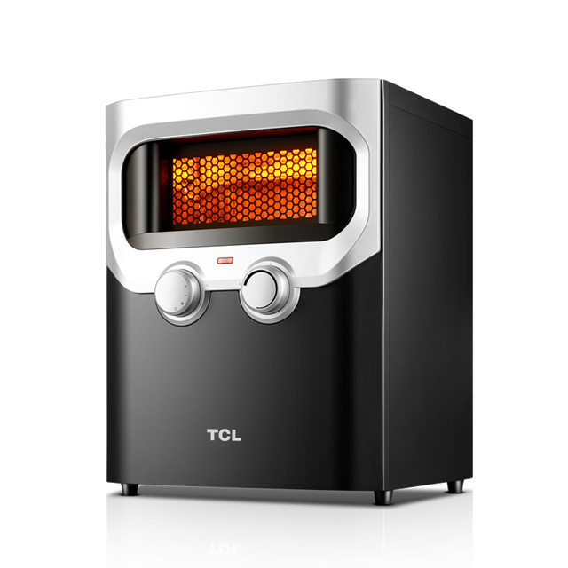 TCL Electric Air Heater Machine 220V 1500W 3 Gear Instant Heat Energe-saving Household Fireplace Office Portable Spaxe Heater