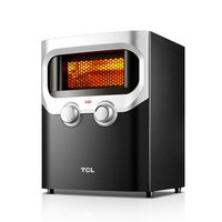 TCL Electric Air Heater Machine 220V 1500W 3 Gear Instant Heat Energe saving Household Fireplace Office Portable Spaxe Heater