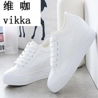 Vikka Fashion Style PU Leather Women Casual Shoes Spring Summer Leisure Slip On Girls Loafers Flats