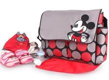 Stroller Bag Car Seat Bag Mickey Winne Baby Diaper Nappy Bag Mummy Baby Bebe Maternity Storage Bag bolsas de bebe maternidade