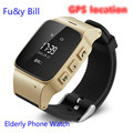 New Smart Watch D99 for Ios Android Phone Upgraded Version for The Aged With Pedometer Two-way Communication GPS Remote Control
