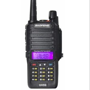 Image 2 - Baofeng UV 5S walkie talkie wasserdicht dual band UV5S two way radio 136 174MHz, 400 520MHz 10 km radio für jagd