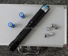 Buy online 10000mw 5in1 Strong Military Blue Laser Pointer SOS Flashlight Burn match Candle lit Cigarette Wicked Lazer Torch 10Watt+Glasses