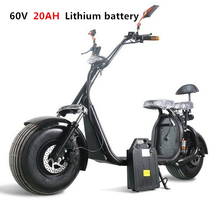 Newest Double Battery Detachable Outdoor Hoverboard Electric Motorcycle Scooter