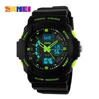 New 2016 SKMEI Kids Watches Sports Quartz Children Digital Watch Relojes Fashion Brand Outdoor Multifunctional Boys