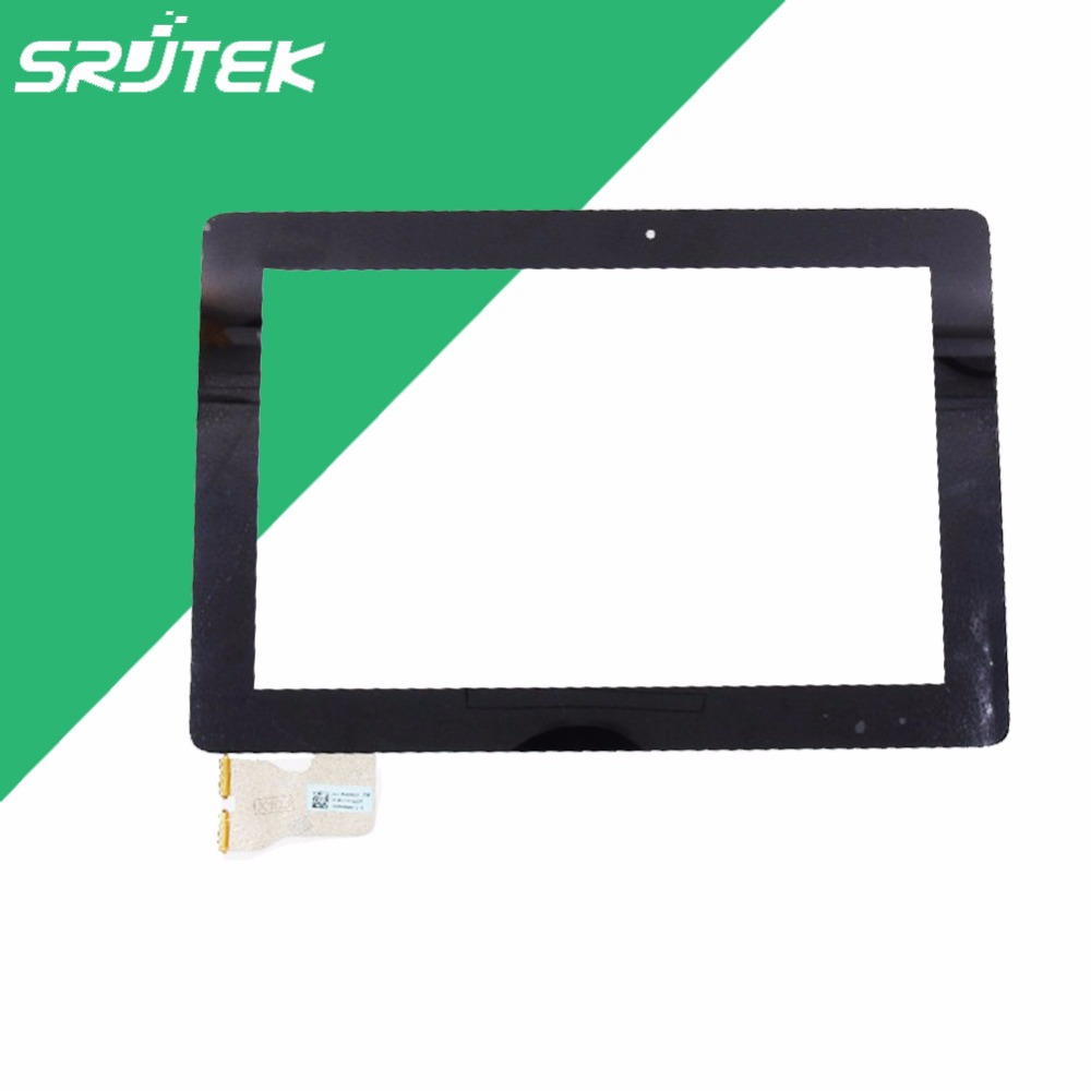 Srjtek high quality Black Touch Screen Digitizer for ASUS MeMO Pad FHD 10 ME302 ME302C K005 ME302KL K00A 5425N FPC-1 10 1 inch original touch screen for asus memo pad fhd 10 me302c 5425n digitizer glass panel replacement