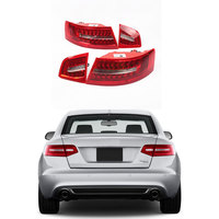Left Right LED Taillight Lamp Set Fit For AUDI A6 S6 Quattro C6 09 11 RS6 Sedan Saloon
