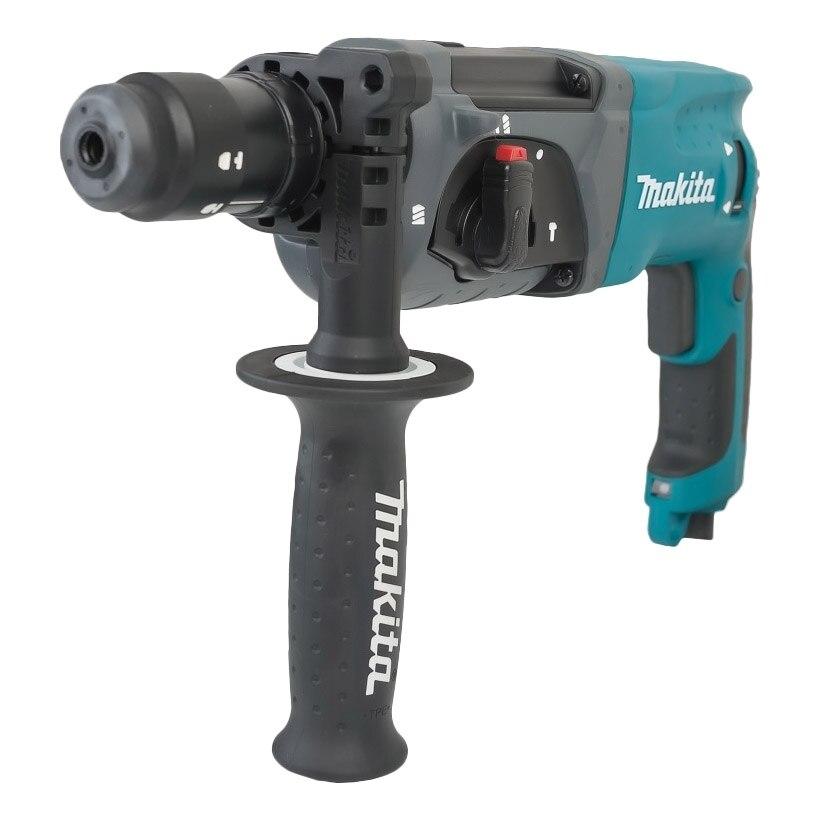 Electric hammer drill Makita HR2470FT Power 780 W speed 1100обmin 4500 beats per minute