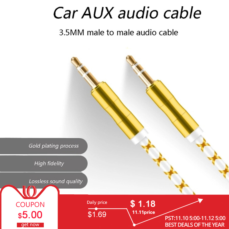Mini 3.5mm Stereo Earphone Headphone Audio Y Splitter Jack Male to Male Adapter Cable Audio Line Converter auxiliary cable mini stereo male 3 5mm jack 1 to 2 dual female earphone headphone y splitter cable cord audio adapter plug for mp3 cell phone