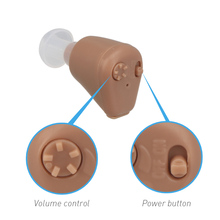 AXON K-88 Hearing Aid Rechargeable Mini Hearing Aids Sound Amplifier Invisible Hear Clear for the Elderly Deaf Ear Care Tools