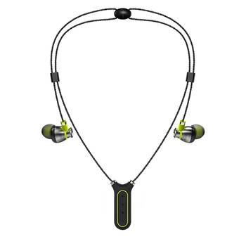 Mifo i2 Bluetooth Earphone Waterproof Neck Headset Necklace Wireless Headphones With Built In Mp3 Player For Sports Running