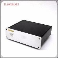 TIANCOOLKEI CS4398 24Bit 192KHz USB Audio decoder supports fiber Or coaxial Professional amplifier PC HiFi DAC