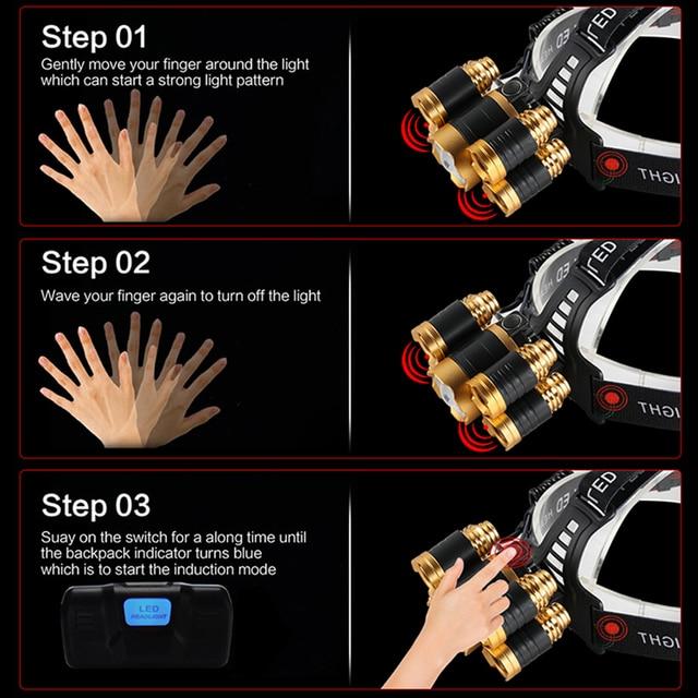Most powerful led headlight headla