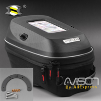3D Tanklock Tank Bag fit for BMW S 1000 XR 2015 / BMW R 1200 GS 2013 15 / BMW R 1150 RT 2002 04 / BMW R 1200 RS 2015