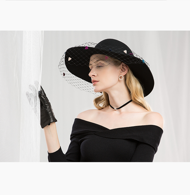 3 top hats women