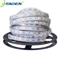 OSIDEN 100 M Led Strip Licht 5050 Silicon Tube Waterdicht IP67 dc12V 300led 5 m RGB Wit Warm Wit LED tape Fexible 5 M/Reel