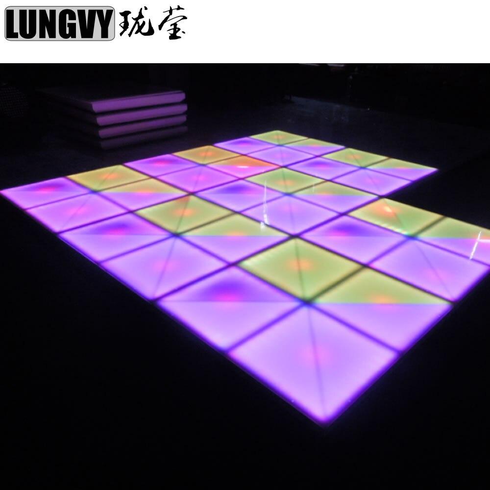 Ip65 27ch Dmx512 Led Dance Floor Light Stage Lights Disco
