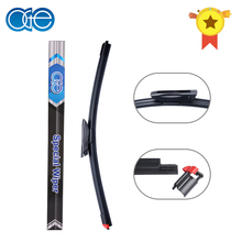 OGE Restore Replacement Wiper Blades Fit Bayonet Tab Wiper Arm, Replace Rubber Refill Convenient