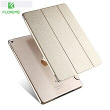 FLOVEME para iPad Air 1 5 6 Aire 2 Caso de Cuero Para el ipad Mini 1 2 Retina 3 7.9 Lujo Coloca la Cubierta Elegante para el ipad mini 3 Aire 2