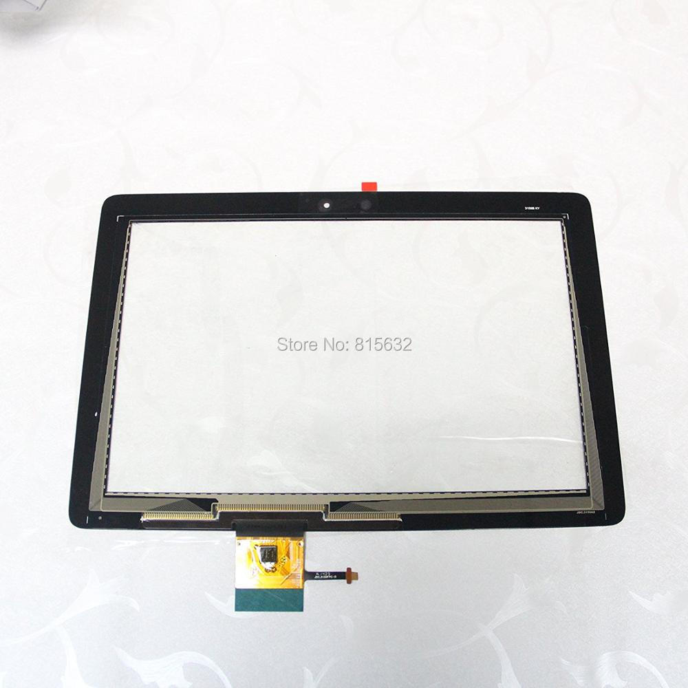 Digitizer Touch Screen Glass Repair Part Replacement for HUAWEI MediaPad 10 LINK S10-201U S10-201WA Tablet PC genuine repair part replacement touch screen digitizer module with bus wire for htc sensation
