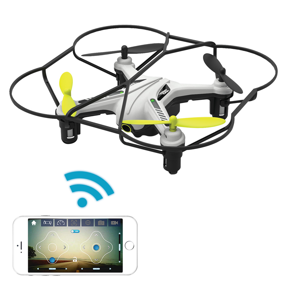 Mobile Phone Control Drone With Camera HD WIFI Mini RC