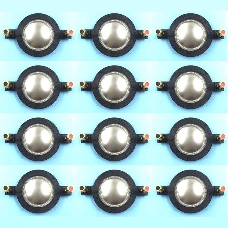 12pcs for Mackie SRM450 SRM 450 Diaphragm 1701 Tweeter Horn Driver