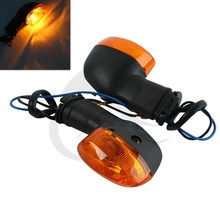цена на Motorcycle  Parts  Turn Signals Clear For  YAMAHA YZF R1 R6 FZ1 FZ6