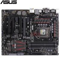 Original Used Server Motherboard For Asus Z97 PRO GAMER Socket 1150 I7 I5 I3 Maximum 4