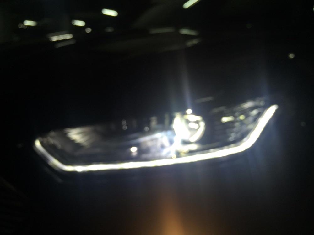 vland factory headlamp for Mondeoo fusion LED headlight 2013 2015 Head light with xenon HID projector lens and Day hireno headlamp for 2016 hyundai elantra headlight assembly led drl angel lens double beam hid xenon 2pcs