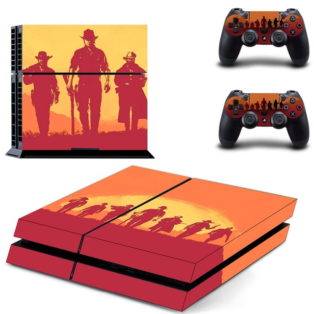 Introducing the Red Dead Redemption 2 PS4 Pro Bundle | NeoGAF