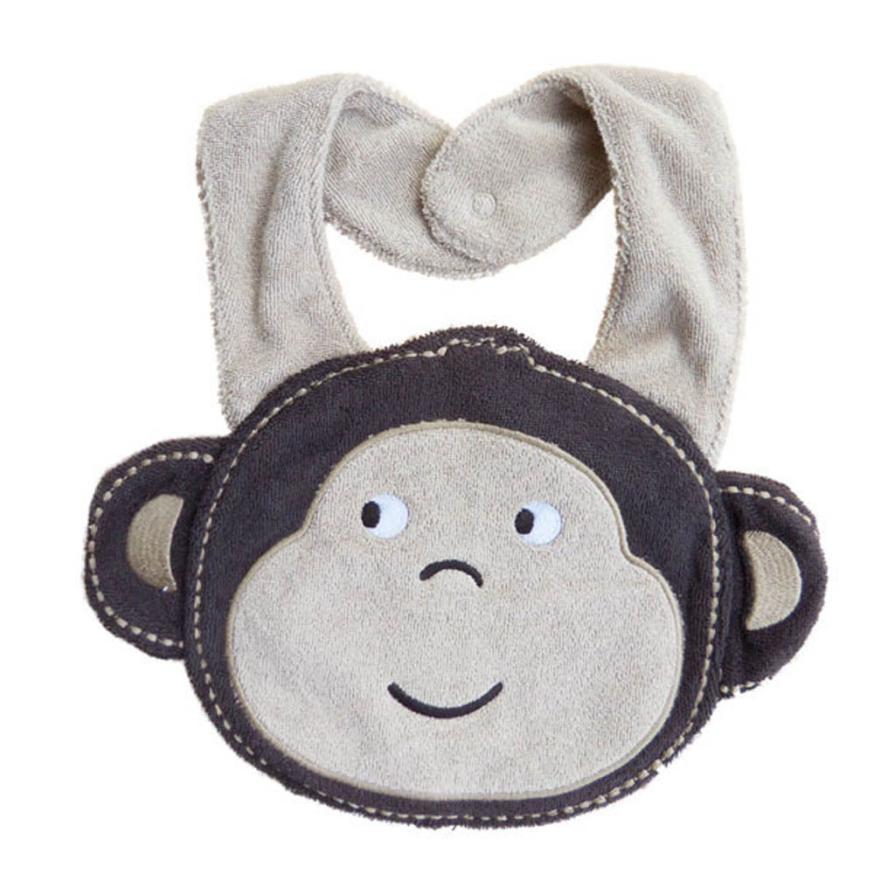 Waterproof Baby Kids Infant Animal Toddler Cartoon Saliva Towel Lunch Bibs Baby Bib Baby Stuff 2018