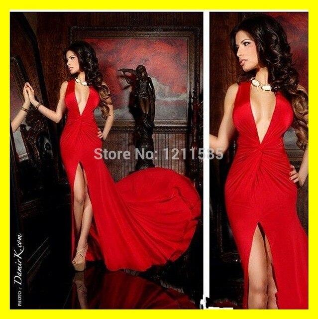 Plus Size Evening Gowns Dresses Sequin Sexy Party Shop Quiz Trumpet  Mermaid  Floor-Length Built-In Bra Pleat Chape 2015 Discount fc4359fa1c08