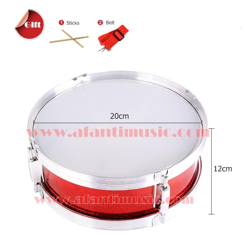 ФОТО 8 inch Afanti Music Snare Drum (ASD-046)