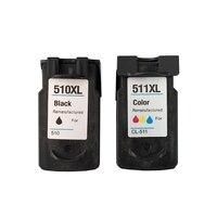 Cheap Compatible cartridges PG 510XL CL 511XL for Canon Pixma IP2700 MP240 MP250 MP260 MP280 MP495 MP490 MP480 MX320 MX330 MX340