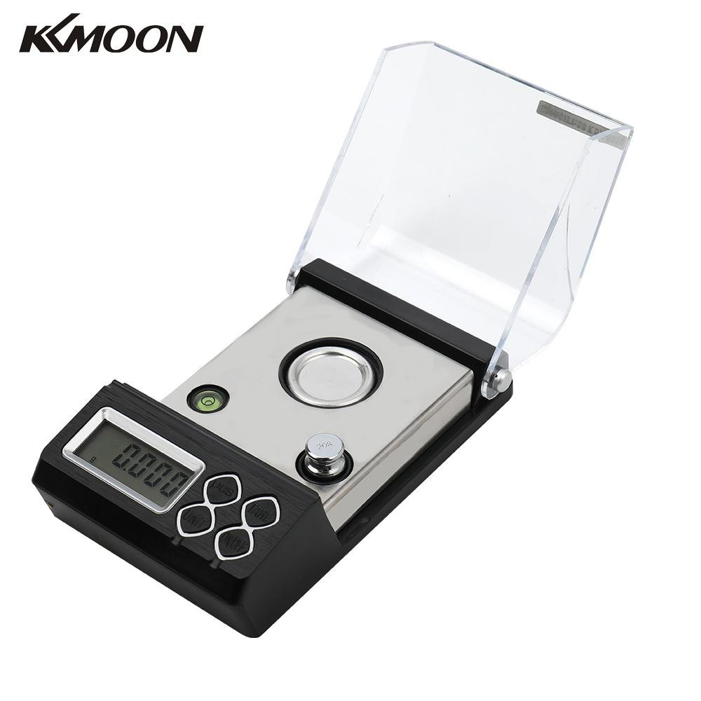 0.001g mini High Accuracy Jewelry Scales Electronic balanca digital Carat Counting Scale with LCD Backlight Display